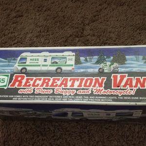 98 Hess Recreation Van